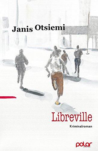 Buchseite und Rezensionen zu 'Libreville' von Janis Otsiemi