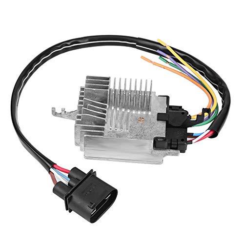 Fan Control Module Kühlerlüftersteuerung Steuerungsmodul Kühler, Steuergerät Modul für Kühlerlüfter für A6 Allroad Quattro 2007-2011 4F0959501G -