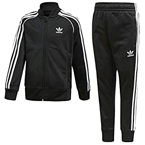 adidas Kinder L TRF SST Trainingsanzug