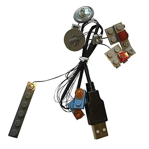 LED Licht Beleuchtung Kit, Diy Beleuchtung, Käfer LED Beleuchtung, Kompatibel für LEGO Steinen 10252