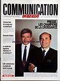 Telecharger Livres COMMUNICATION No 82 du 06 06 1988 COMMENT FAIRE DE LA MARGE AVEC UN PRODUIT BANAL GENERATION KRAKERS LE RESULTAT DES LEGISLATIVES INFLUENCERA T IL LES ANNONCEURS CLM COMMENT CREER UN GROUPE SANS DEVENIR UN GROUPE PRESSE LES CHAMPIONS DE LA CROISSANCE AGENCES BUSINESS UN DEUXIEME RESEAU POUR RSCG QUI RACHETE VITAMINE A MARSEILLE OBJECTIF DE JEAN LOUIS CABALLE REALISER 30 MF DE MB DANS DEUX ANS AVEC CINQ OU SIC IMPLANTATIONS EN FRANCE APRES LE MARKETING DIRECT LA PROMOTION (PDF,EPUB,MOBI) gratuits en Francaise