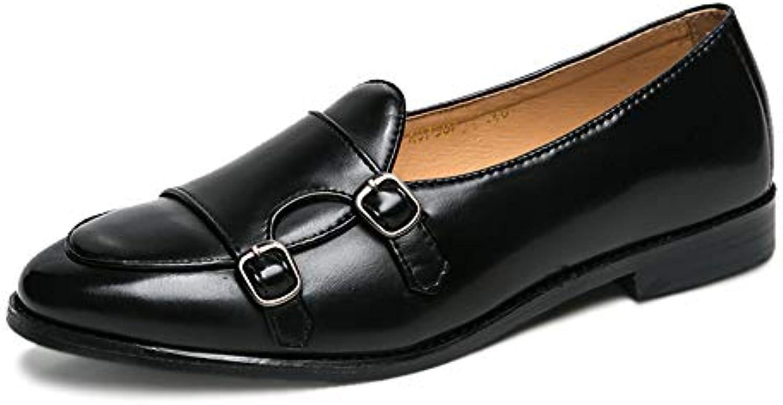 Men Driving Oxfords Casual Classic Morbido Mocassini in Metallo con Decorazione in Pelle e Microfibra Scarpe da... | Il Più Economico  | Maschio/Ragazze Scarpa