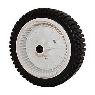 '53Teeth for 22Pulled Mower Wheel Ayp Roper Sears-, External Diameter: 200mm, Internal Diameter: 130mm Teeth, Bore: 12.7mm. Replaces original 700953
