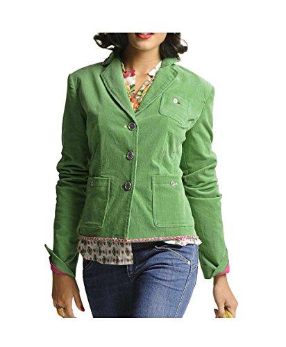 Alba Moda - Giacca da abito - Opaco -  donna verde 42