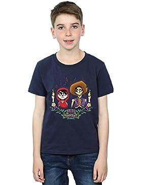 Disney Niños Coco Miguel and Hector Camiseta