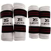 Sharplace 1 Paar Armschutz mit Beinschutz Taekwondo Schutzausrüstung Schutz Bekleidung