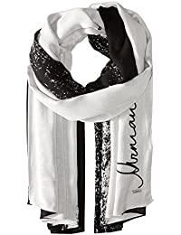 A|X Armani Exchange Women's Bicolor Scarf