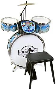 Bontempi 52 5692 Juguete Musical - Juguetes Musicales (Instrumento Musical de Juguete, Batería, 3 año(s), Niño/niña, Tocar