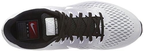Nike Air Zoom Pegasus 34 TB, Chaussures de Running Homme Gris (Platinepur/Noir/Blanc)