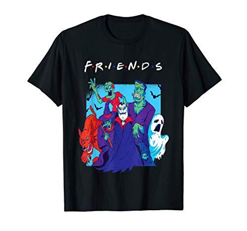 Freunde Horrorfilm Gruselig süßes Halloween Kostüm für Party - Gruselig Süße Kostüm