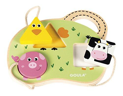 Goula - 53452 - Mon premier puzzle Ferme