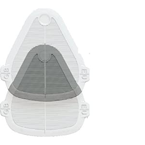 AA Headlamp Beam Converters Grey Deflectors
