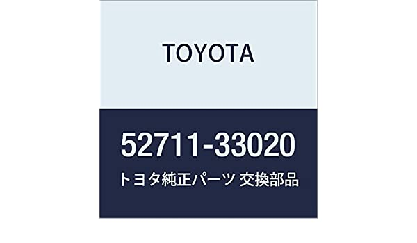 Toyota 52711-33020 Bumper Garnish