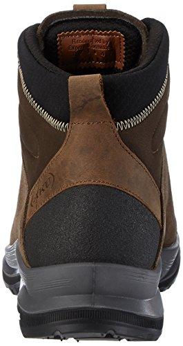 AKU La Val Gtx, Chaussures de Randonnée Hautes homme Marron