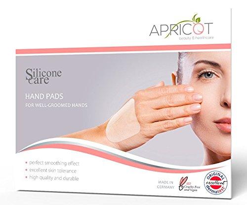 NEU! Silicone care® Hand Pads mit hochwirksamem Hyaluron! Glatte und gepflegte Hände über Nacht zum Kennenlernpreis! Wiederverwendbar!