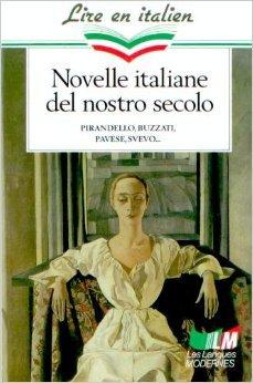 NOVELLE ITALIANE DEL NOSTRO SECOLLO ( 31 janvier 1996 )
