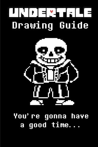 Undertale Drawing Guide por Florence Gilmour