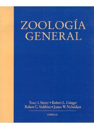 Descargar Libro ZOOLOGIA GENERAL de Robert Stebbins