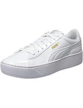 Puma Damen Vikky Platform Patent Sneaker