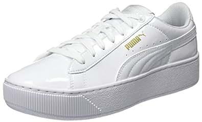 Puma Damen Vikky Platform Patent Sneaker: Puma: Amazon.de
