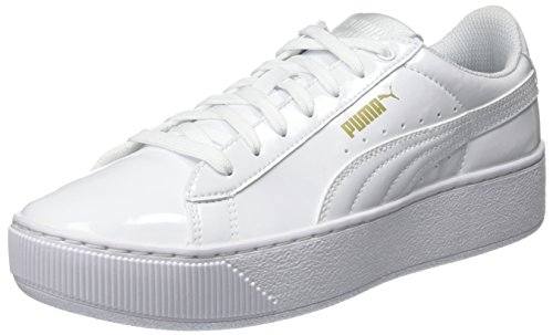 Puma-Vikky-Platform-Patent-Zapatillas-Mujer