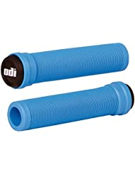 ODI Soft Longneck Flangeless Light Blue Bicycle Grips by ODI