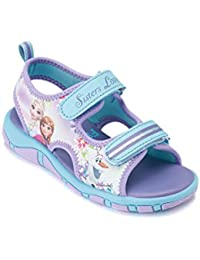 87d6a9c0b63 Amazon.es  Frozen - Sandalias de vestir   Zapatos para niña  Zapatos ...
