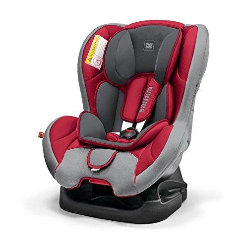 Babyauto Patxu - Silla de seguridad infantil, grupo 0+/1, color rojo
