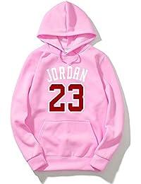Fashion Jordan 23 Hombres Ropa Deportiva Imprimir Hombres Sudaderas con Capucha Pullover