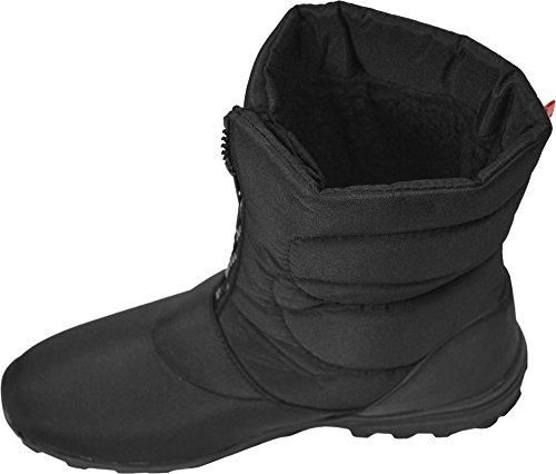 Frontreißverschluss Canadian Schuhe Schwarz Schnee Mit Snowboots IngrqI