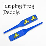 #3: Magician's Tricky Paddle Jumping Frogs Jump Mind Effect Real Magic Trick