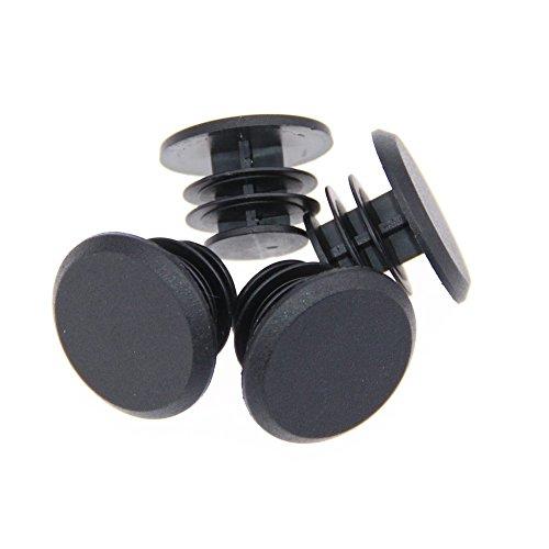 CAMVATE Lenker Bar End Plugs Kappen ATB/MTB fassverschluss FR Fahrrad Kamera Grip(4 Stück) -