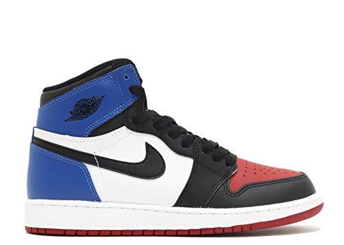 Nike Air Jordan 1 Retro High Top 3 Pick OG BG 575441-026 Basketball Turnschuhe, 37,5 EU