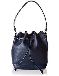 Cortefiel 6707327, Bolso Mujer, Azul Marino, Talla Única