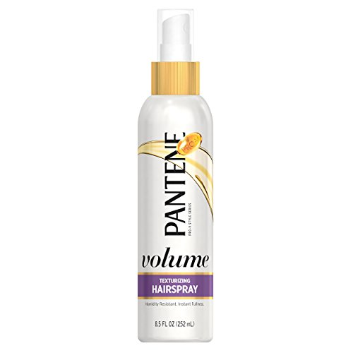 Pantene Laque capillaire Pro-V Touchable Volume - Pour cheveux fins - Tenue légère et brillance toute la journée - 250 ml