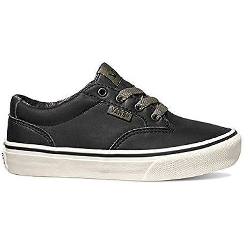 Winston Adolescente-unisex Leather Vans