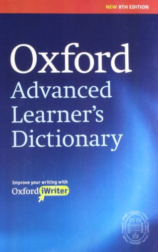 Oxford Advanced Learners Dictionary 8th ed. pb