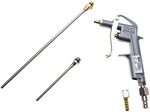 Bgs - Pistola Soffiaggio Aria Compressa, Pressofusione Alluminio