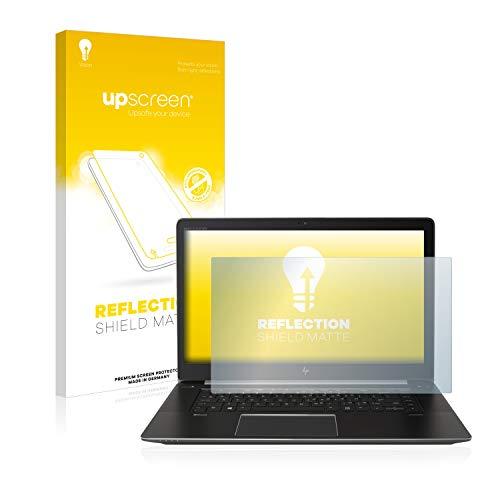 upscreen Entspiegelungs-Schutzfolie kompatibel mit HP ZBook Studio G4 - Anti-Reflex Bildschirmschutz-Folie Matt