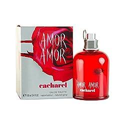Cacharel Amor Amor Agua De Tocador Vaporizador 100 ml