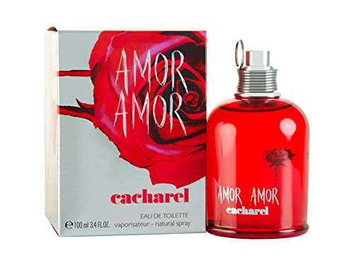 Cacharel Amor femme / woman, Eau de Toilette, Vaporisateur / Spray 100 ml, 1er Pack (1 x 100 ml)