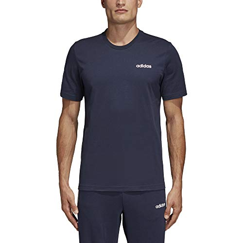 adidas Essentials Plain T-Shirt, Maglietta Uomo