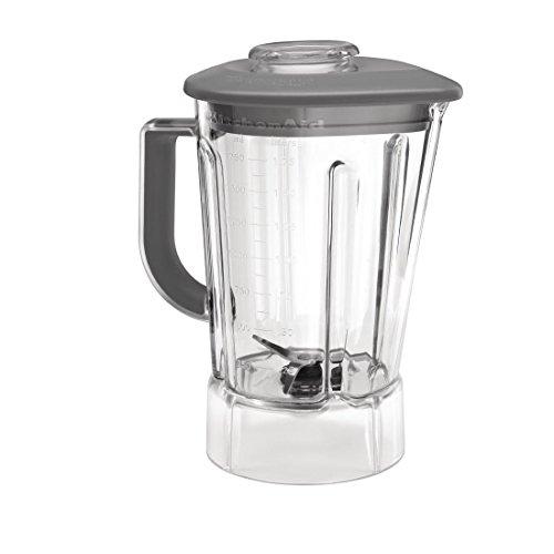 Kitchenaid 5KSB68DMD Blender Jug plus lid for CM763, Polycarbonate, 1.75 L