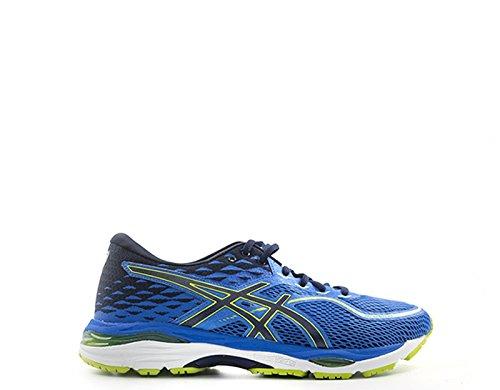 Asics T7B3N-4358 - Zapatillas de Running de Competición de Sintético Hombre, T7B3N/4358, Blau (296), 41.5