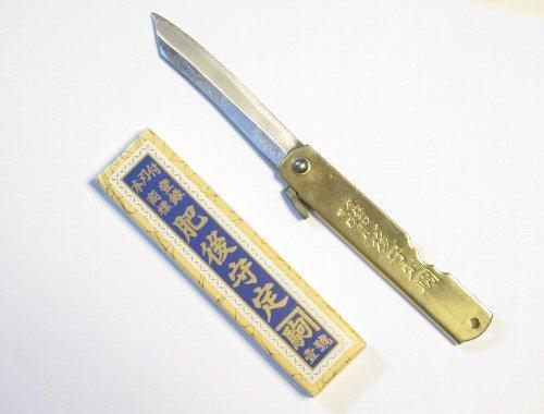 Made in Japan Taschenmesser Higonokami Nagao kanekoma 175mm (L)