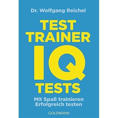 PDF] Testtrainer IQ Tests: . Mit Spaß trainieren   . Erfolgreich