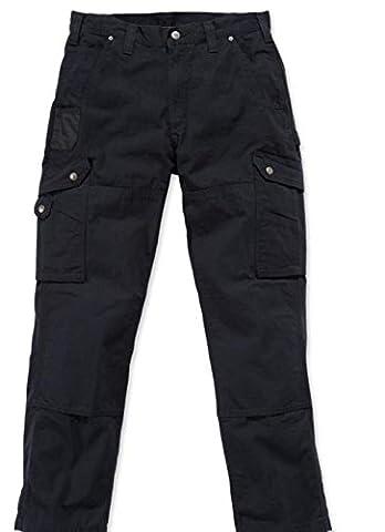 Ripstop Cargo Work Pant Carhartt Black
