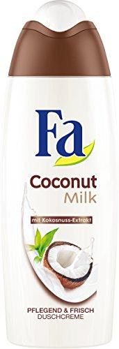 Fa Duschgel Coconut Milk, 6er Pack (6 x 250 ml)