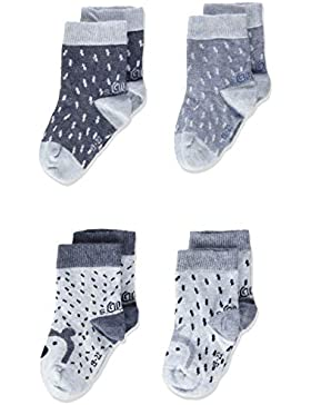 s.Oliver Socks Baby - Unisex, 4er Pack