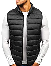 Activewear Puma Padded Mens Running Gilet Activewear Jackets Black Elegant In Style